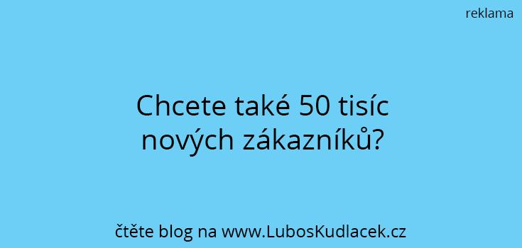 Digitální marketing Luboš Kudláček