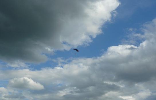 má sestra v oblacích