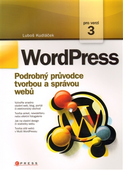 WordPress - kniha