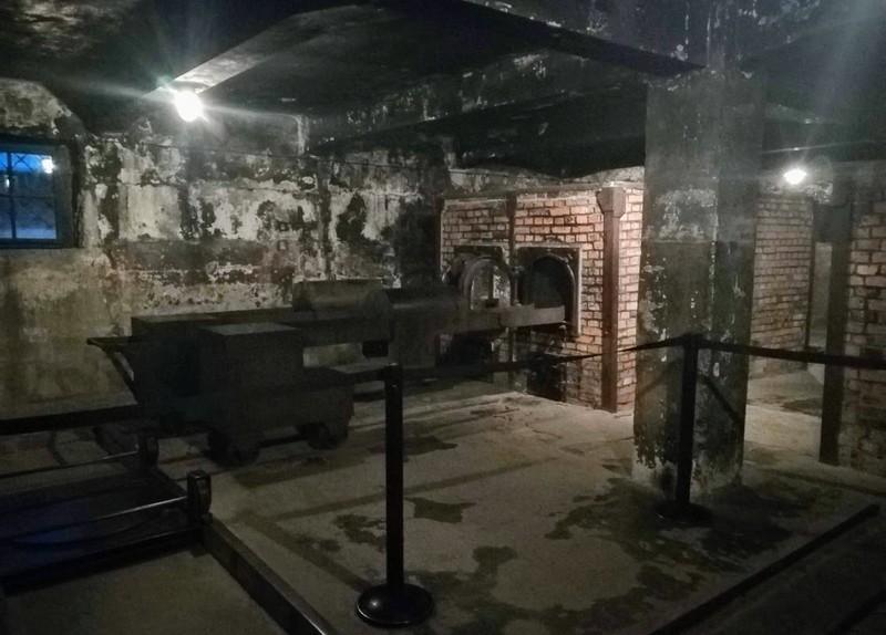 Krematorium Osvětim