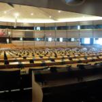 Na exkurzi v Evropském parlamentu [fotoblog]
