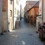 Český Krumlov bez turistů [fotoblog]
